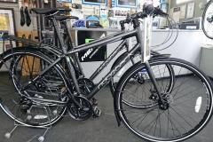 Some Ridgeback bikes
