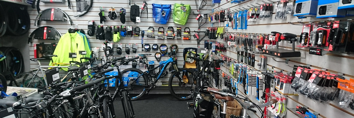 Cycle Inn - Beeston parts and accessories